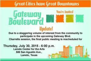 Gateway Blvd Charette Announcment Invite 07 22 15